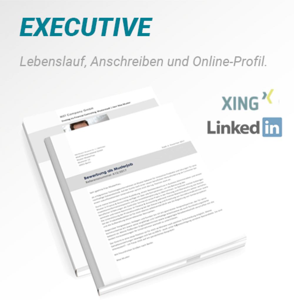Executive Paket Englisch