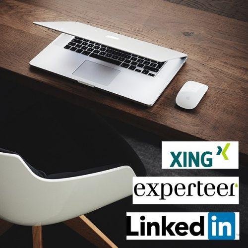 Online-Profil-Erstellung