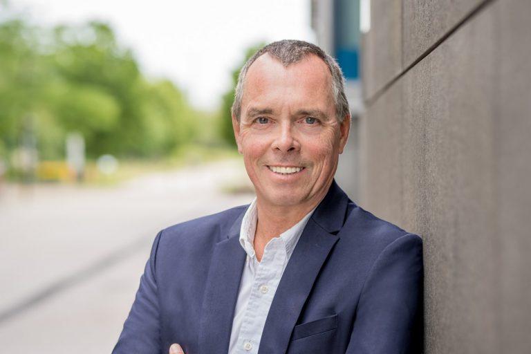 Bild des Geschäftsführers Joachim Vranken