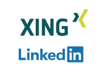 Online Profil XING und LinkedIn