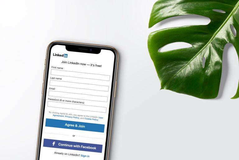 Online Profil bei XING und LinkedIn